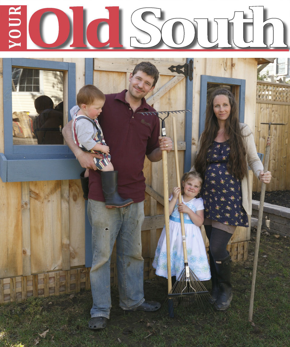 Your Old South cover page - Issue 301 2015.